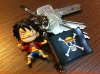 One Piece Pirate Flag Keychain Cell Phone Charm Vol.5 – Luffy
