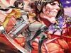 El manga Attack on Titan ya cuenta con 29 millones decopias